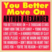 You Better Move On -Hq-