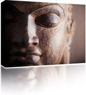 Sound Art - Canvas + Bluetooth Speaker Buddha Face (41 x 51cm)