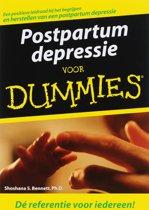 Voor Dummies - Postpartum depressie voor Dummies