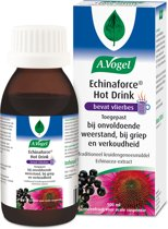 A.Vogel Echinaforce Hot Drink forte + vlierbes - 100 ml