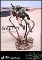 Star Wars Episode VI: Boba Fett Deluxe Sixth Scale Figure