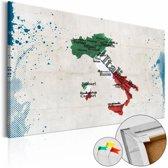 Afbeelding op kurk - Italië