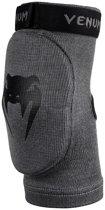 Venum Kontact Elbow Pads - Grey / Black-One Size