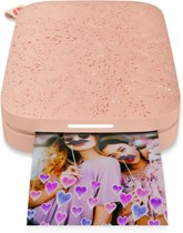 HP Sprocket 200 - Mobiele Fotoprinter - Blush