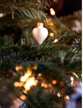 Kerst hartje Poster - 30x40cm – WALLLL