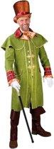 Koning Prins & Adel Kostuum | Chique Mantel Koetsier Koninklijk Hof | Small | Carnaval kostuum | Verkleedkleding