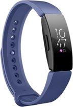 Fitbit Inspire (HR) Siliconen bandje |Blauw / Blue|Premium kwaliteit| M/L | TrendParts