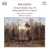 Brahms:Clarinet Quintet,Op.115