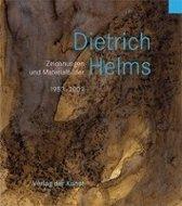 Dietrich Helms. Zeichnungen und Materialbilder 1953-2009