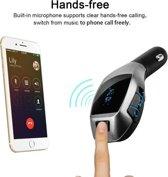 X5 MP3 Bluetooth Adapter / Wireless Bluetooth FM Transmitter Radio Adapter Car Kit Met USB SD Card Reader en Calling Remote Control