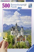 Ravensburger puzzel Neuschwanstein - Legpuzzel - 500 stukjes