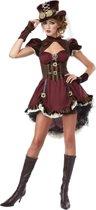 Steampunk Kostuum | Steampunk 19e Eeuw Newcastle | Vrouw | Small | Carnaval kostuum | Verkleedkleding