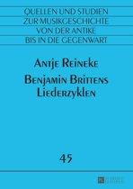 Benjamin Brittens Liederzyklen