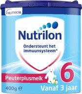 Nutrilon 6 - Peuter plus melk 400 gr