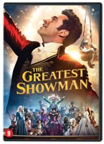 DVD cover van The Greatest Showman