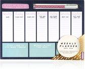 Notes To Self weekplanner - Met pen