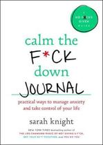 Calm the F*ck Down Journal