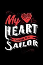 My Heart Belongs to a Sailor