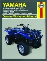 Yamaha Kodiak And Grizzly ATVs (93 - 05)