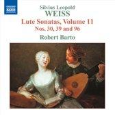 Weiss: Lute Sonatas Vol.11