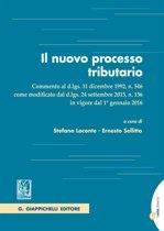 Il nuovo processo tributario