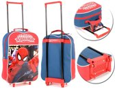 Spiderman trolley, stoere Spider-Man reistas