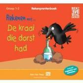 Rekenprentenboeken - Rekenen met De kraai die dorst had groep 1-2