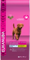 Eukanuba Dog Adult - Large Breed - Gewichtscontrole - Hondenvoer - 12 kg