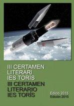 III Certamen Literari Ies Toris