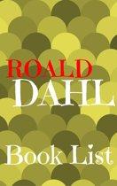 The Book List Roald Dahl