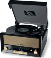 Muse MT-110 B - Platenspeler met MP3 speler, FM radio en CD speler - Goud/Zwart