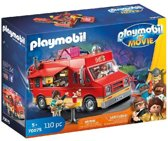 PLAYMOBIL: THE MOVIE Del's Food truck - 70075