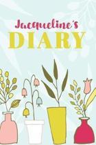 Jacqueline Diary