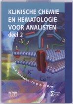 Klinische chemie en hematologie voor analisten 2