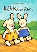 Clavisjes Rikki en Anni