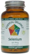 Essential Organics® Selenium 50 µ - 90 Tabletten  - Mineralen
