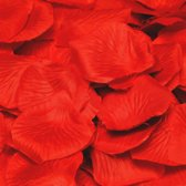 Luxe rozenblaadjes Rood 500 stuks