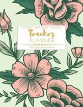 Teacher Planner Pretty Simple 2019-2020
