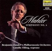Mahler: Symphony no 4 / Zander, Tilling, Philharmonia Orchestra