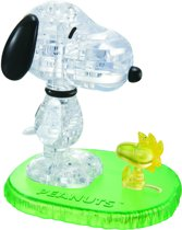 Crystal Puzzel Snoopy & Woodstock