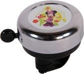 Disney Fietsbel Minnie Mouse 55 mm Staal Zilver