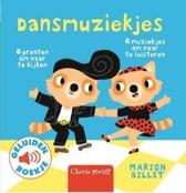 Boek cover Dansmuziekjes van Marion Billet (Onbekend)