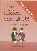 Fokke & Sukke / Het Afzien Van 2003