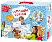Maan Roos Vis - Schooltje spelen