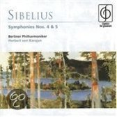 Sibelius: Symphonies 4&5