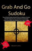 Grab and Go Sudoku #4