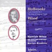 The Romantic Piano Concerto Vol 23 - Holbrooke, Wood
