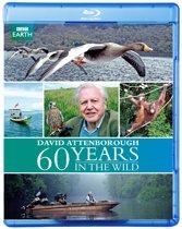 BBC Earth - David Attenborough: 60 Years In The Wild (Blu-ray)