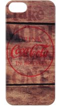 Coca-Cola Hardcover Coke Wood V, iPhone 5