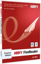 ABBYY FineReader Express Edition for Mac - Engels / MAC